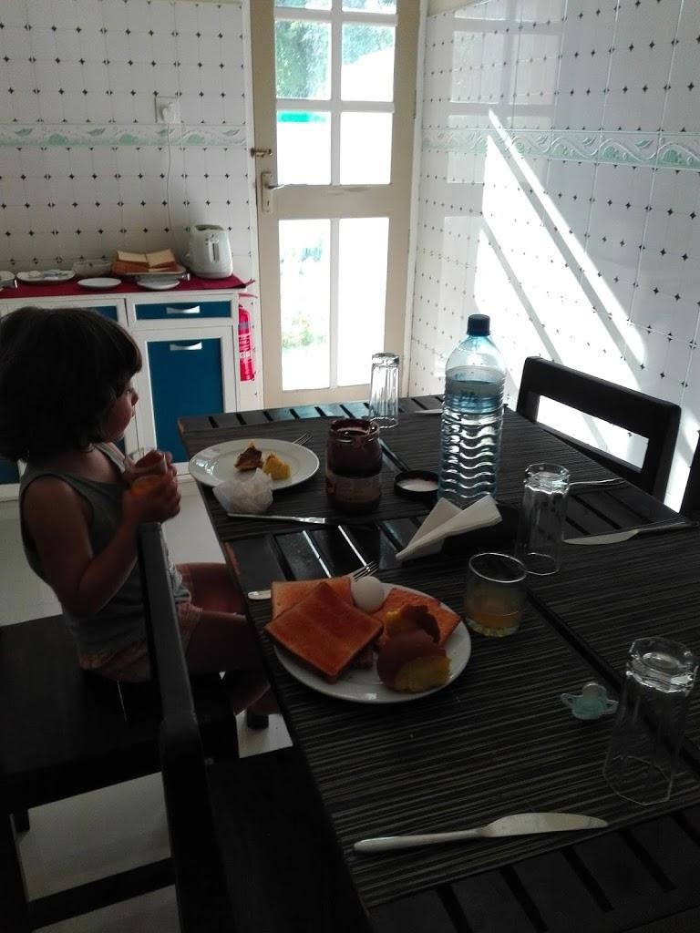 Colazione in Guesthouse - Maldive