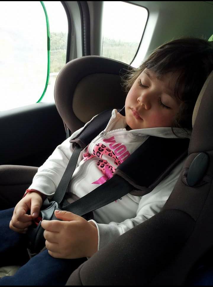 Goldcar - viaggiare in auto con bambini
