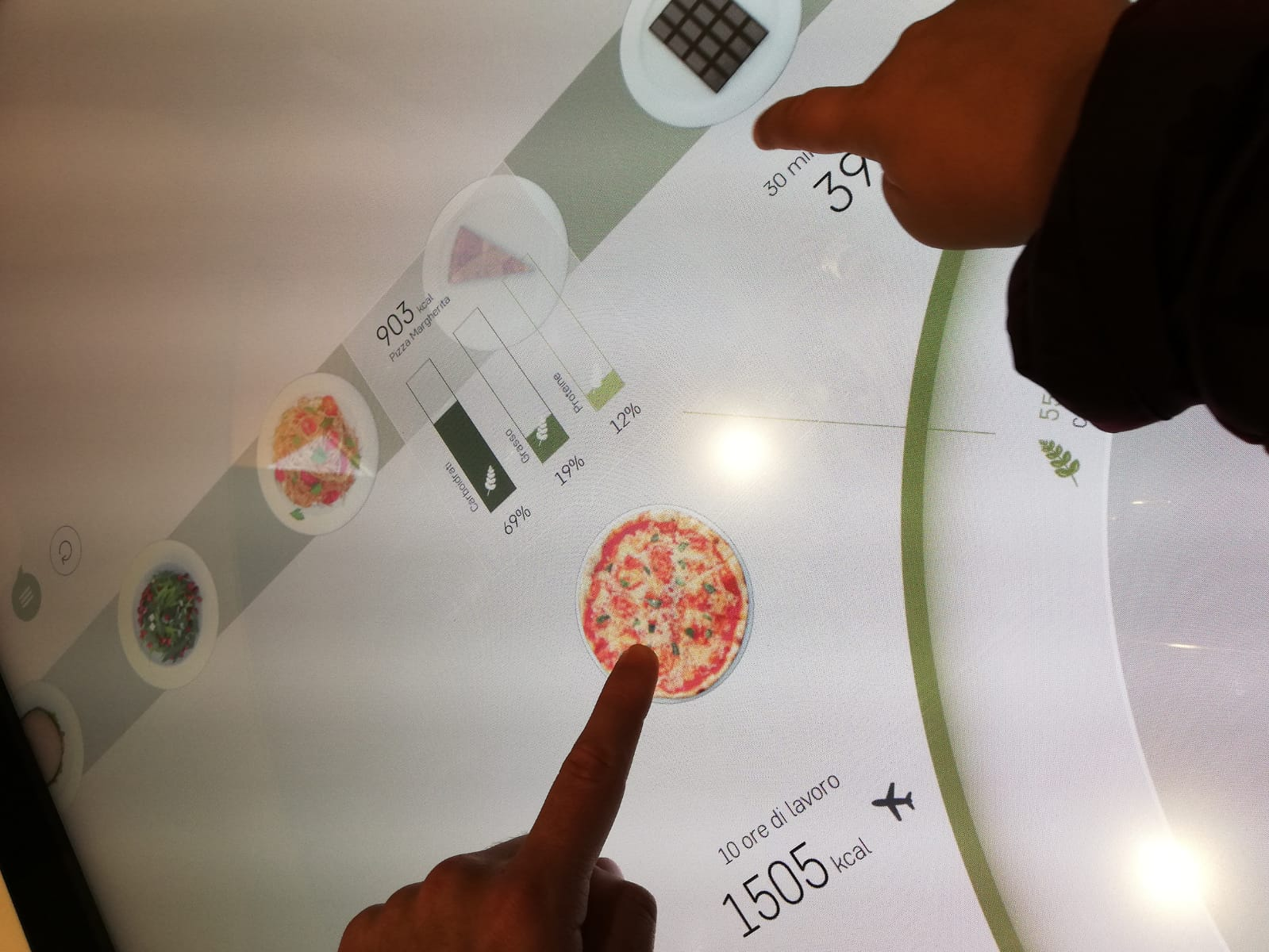 Città della Scienza - quante calorie ha il nostro piatto preferito?