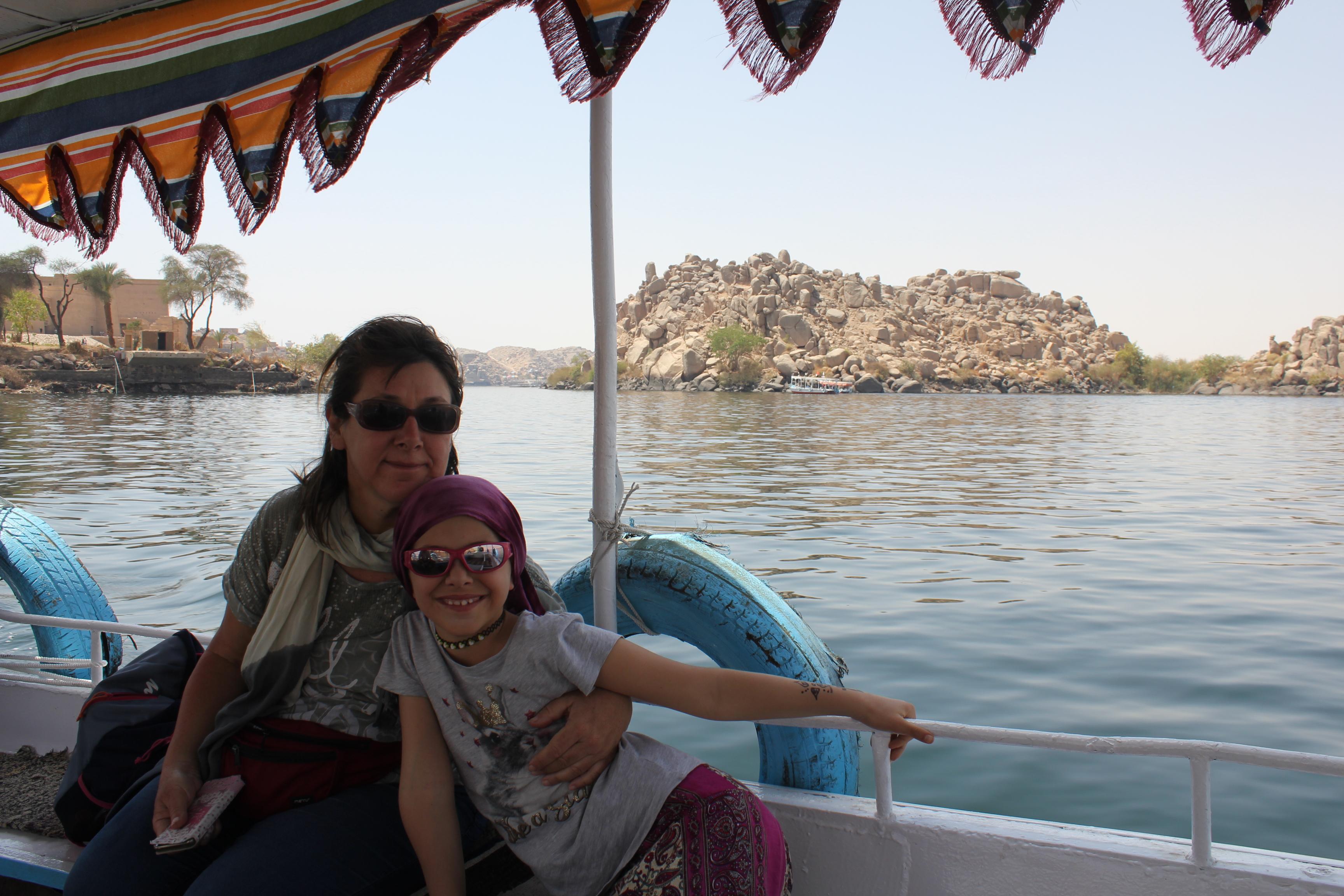 Feluca - Crociera sul Nilo