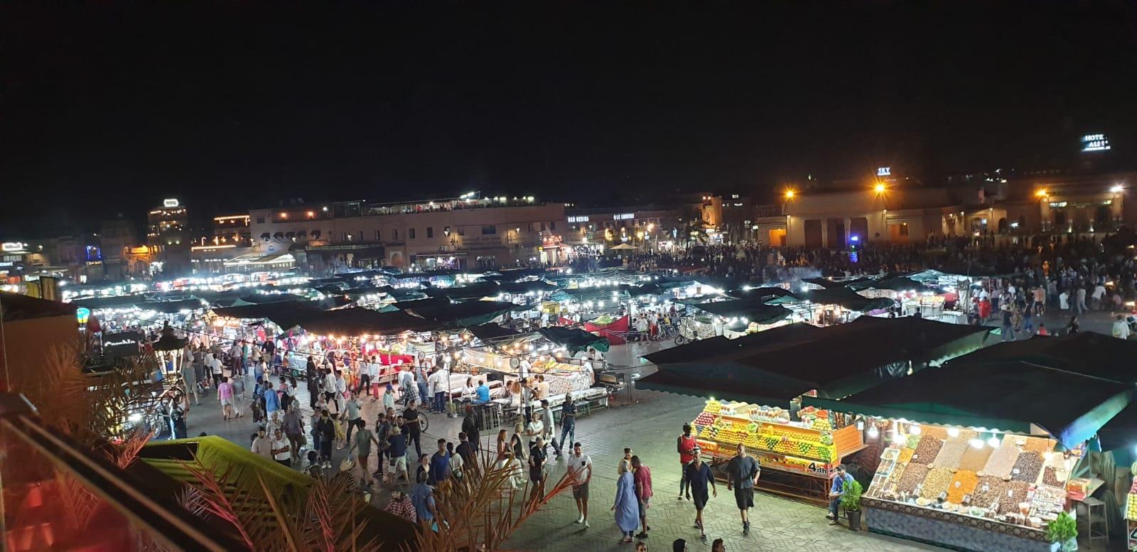 Marrakesh - Piedini in Viaggio in Marocco