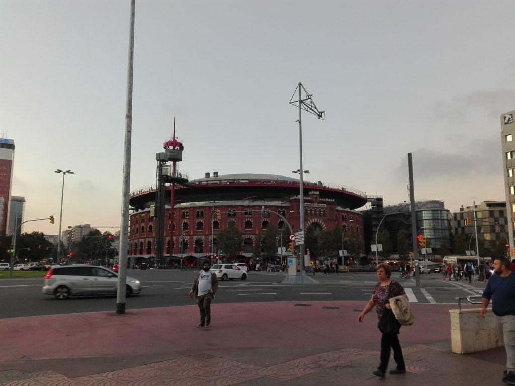 Ex arena convertita in Centro Commerciale