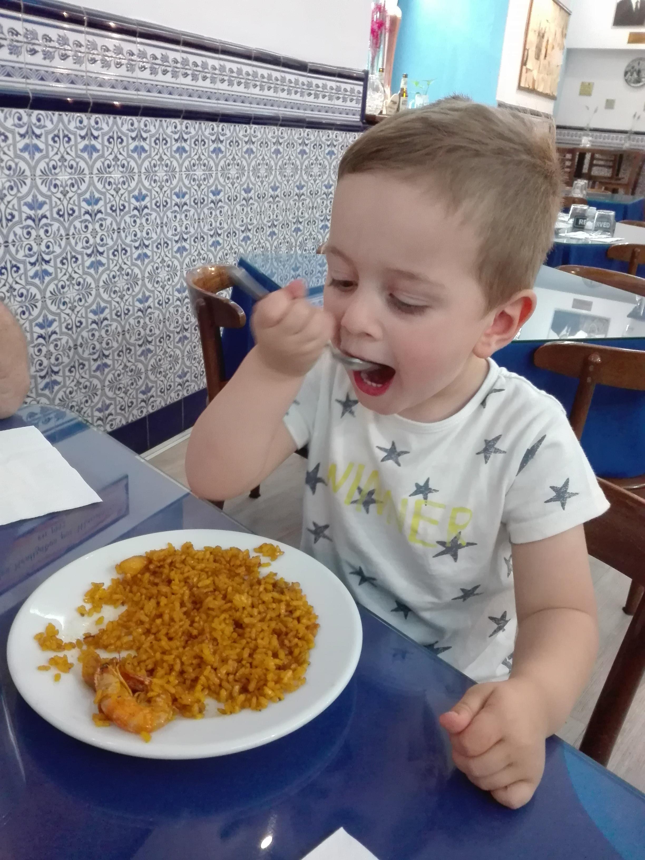Dove mangiare a Valencia - paella