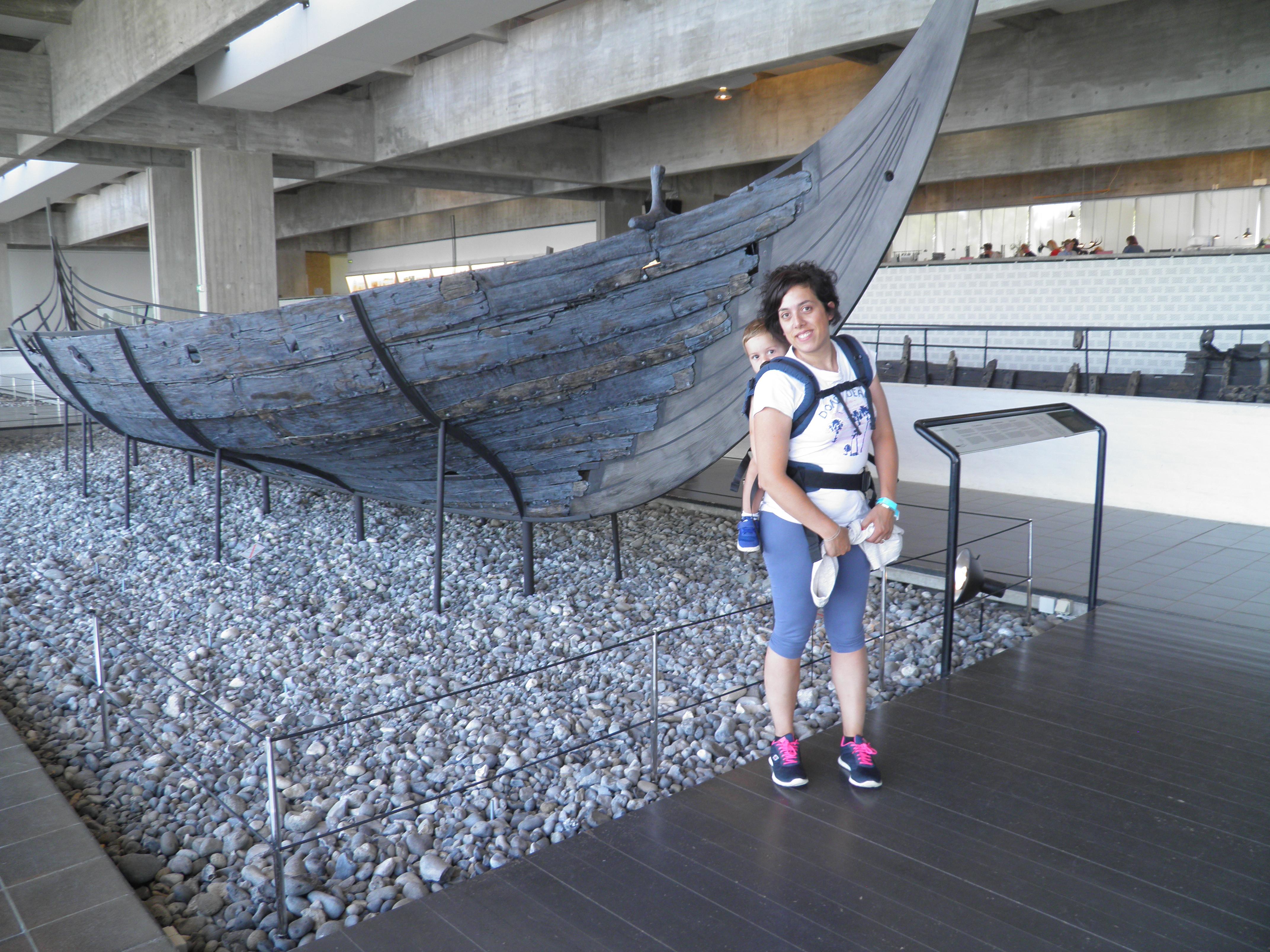 Tour Danimarca - Museo delle Navi vichinghe