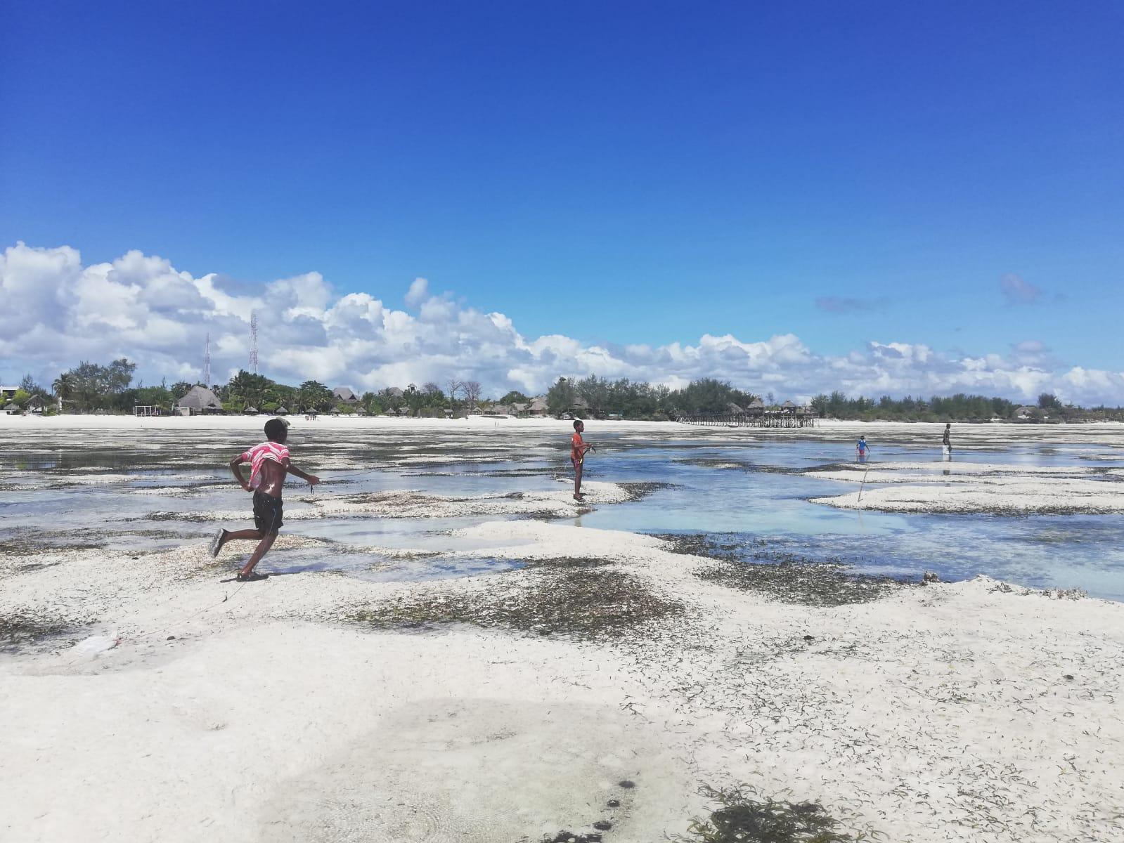 10 cose da fare a Zanzibar - passeggiata con la bassa marea