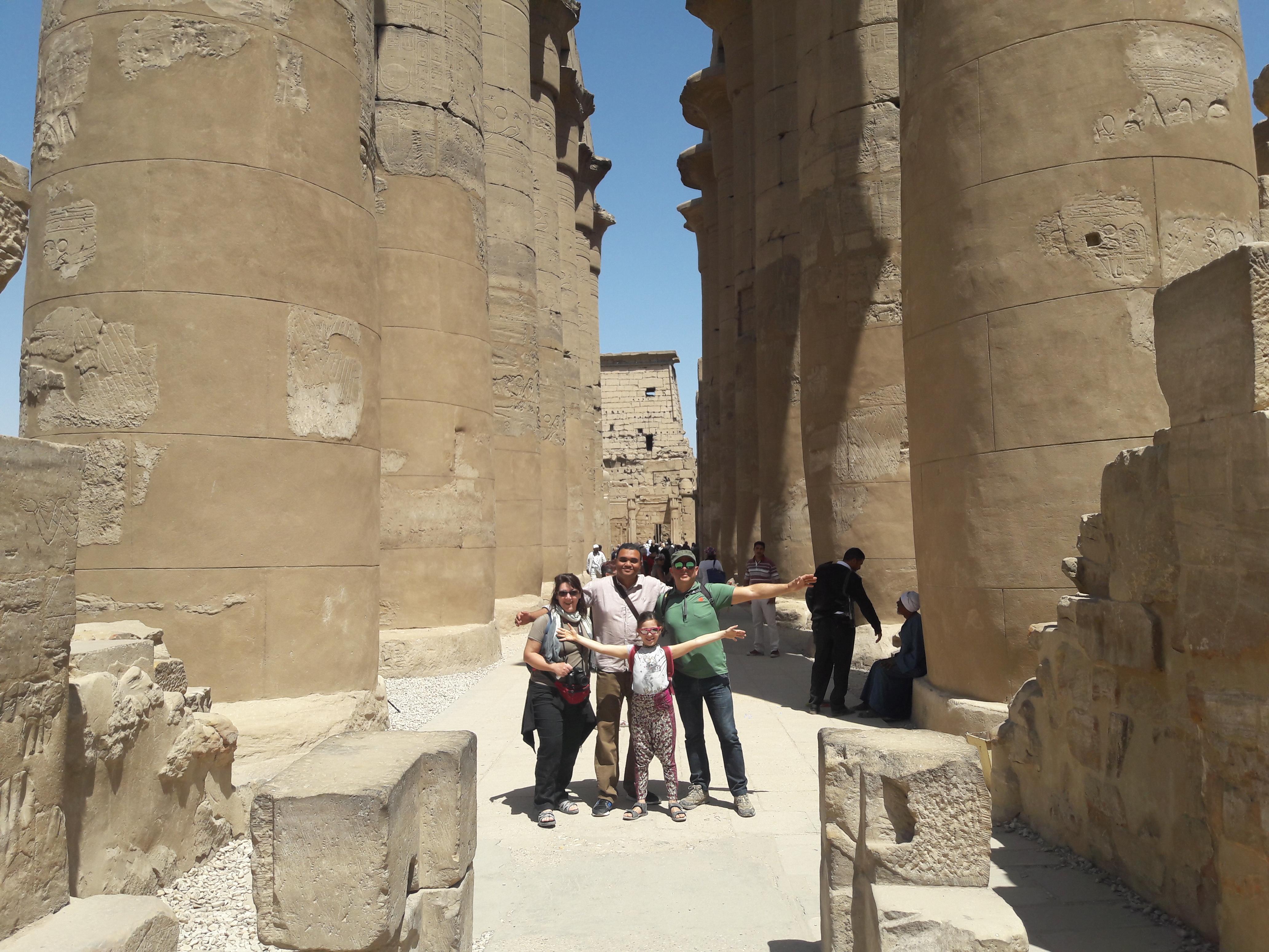 Luxor - Crociera sul Nilo fai da te