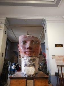 Regina Hachepsut al Museo Egizio del Cairo