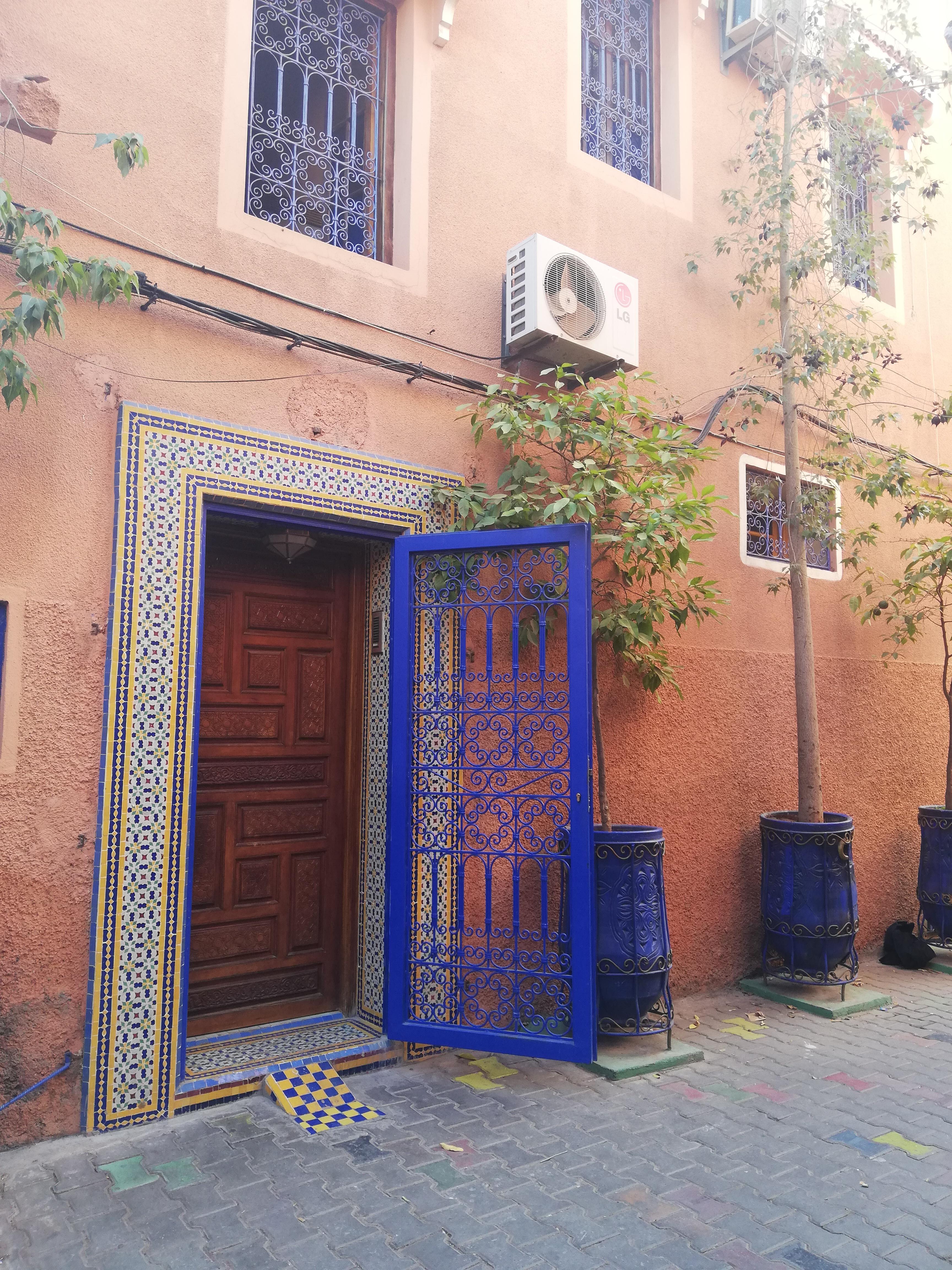 Scorci di Marrakesh