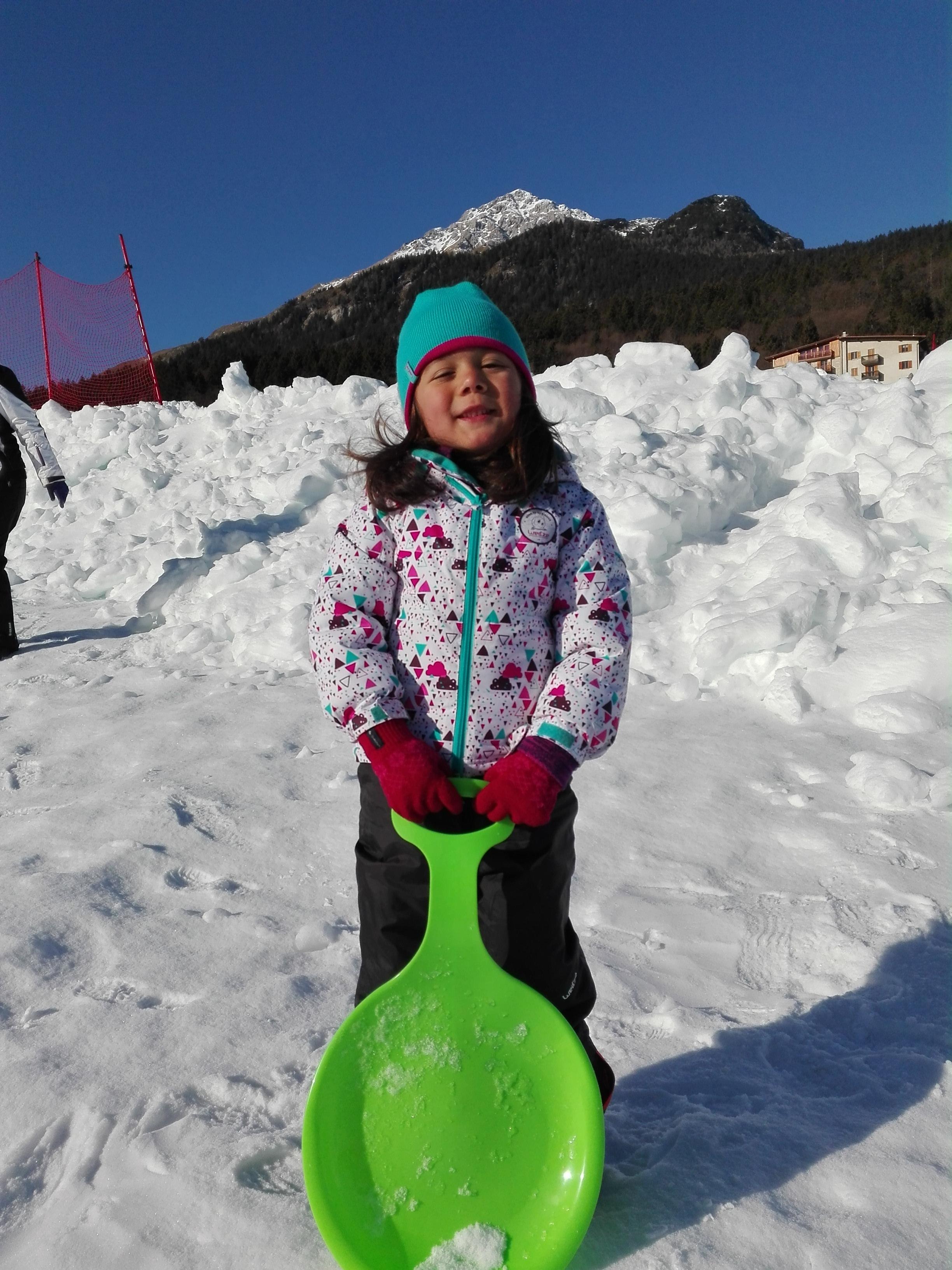 Andalo - snow park