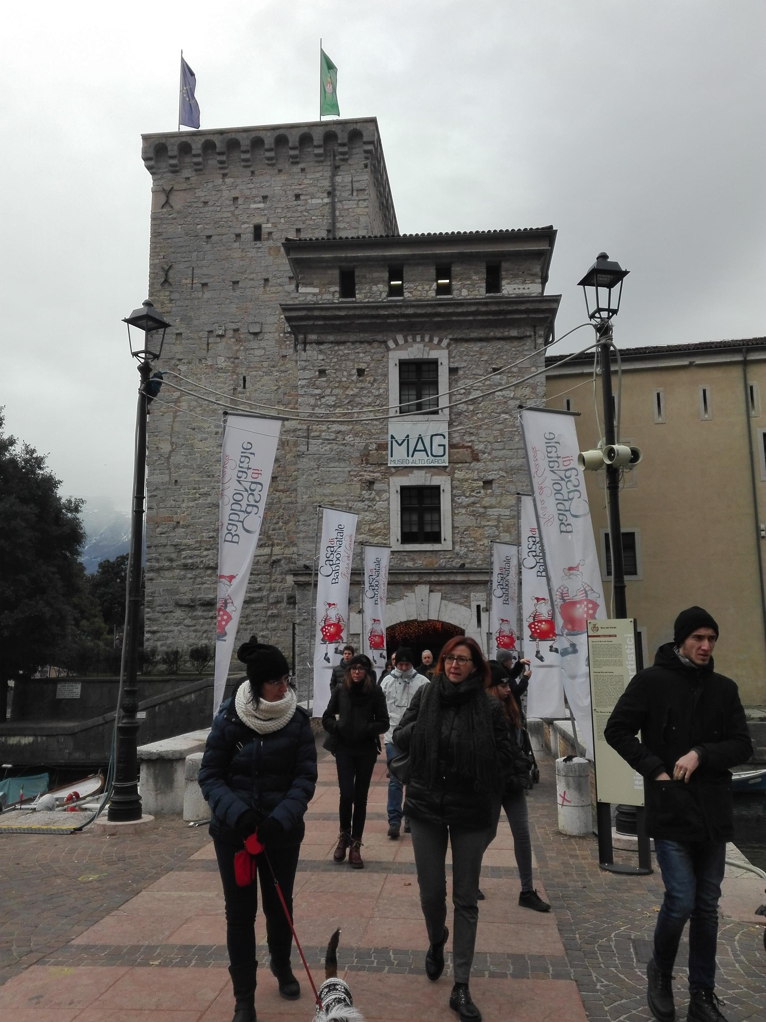 La Rocca di Riva del Garda