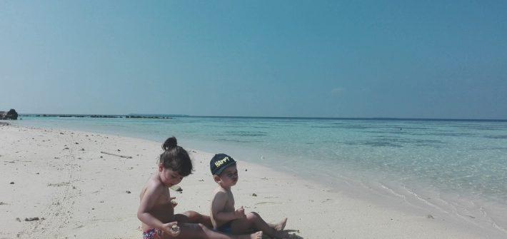 Viaggiare con i bambini si può