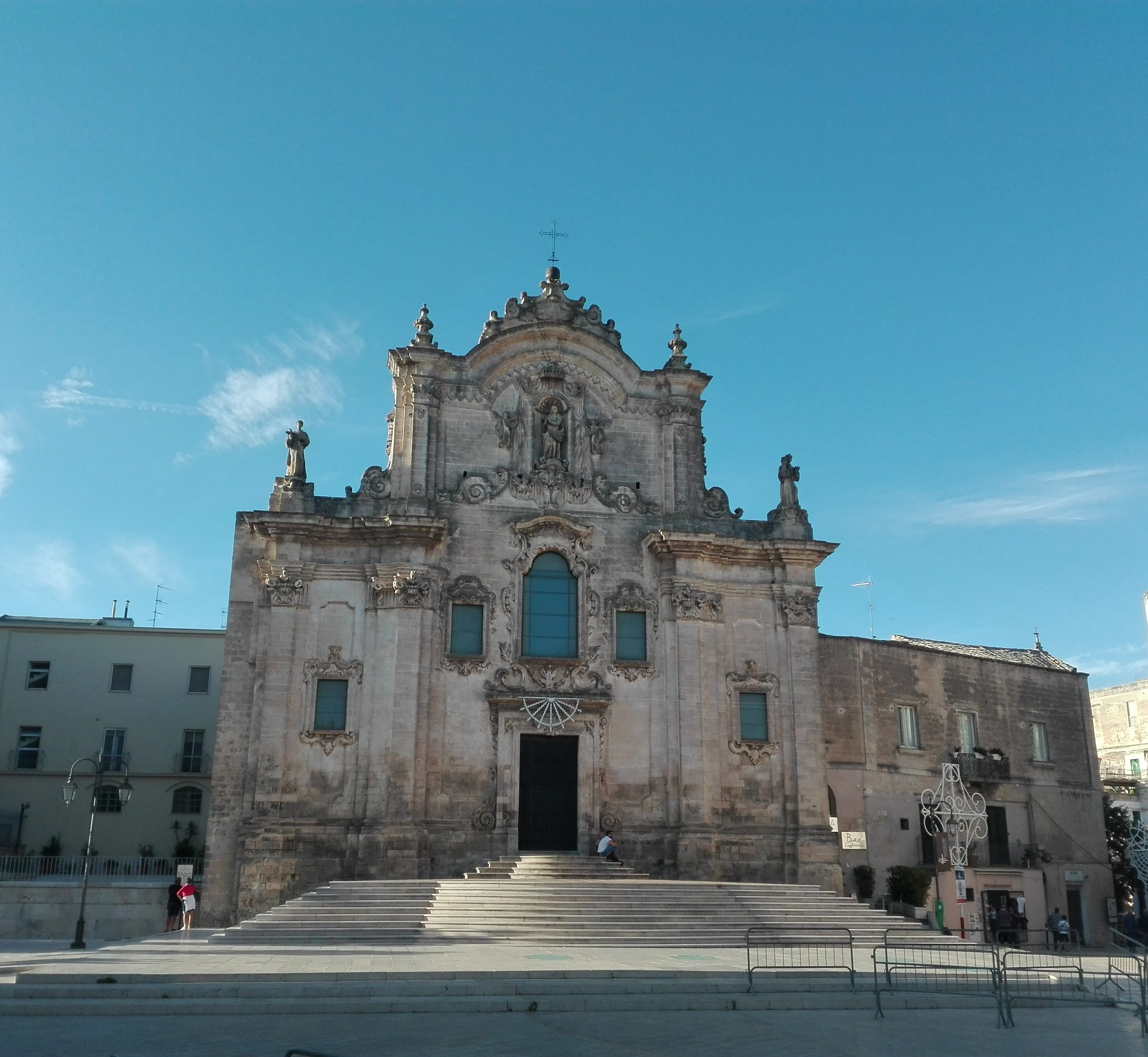 Chiesa di San Francesco d'Assisi - Matera