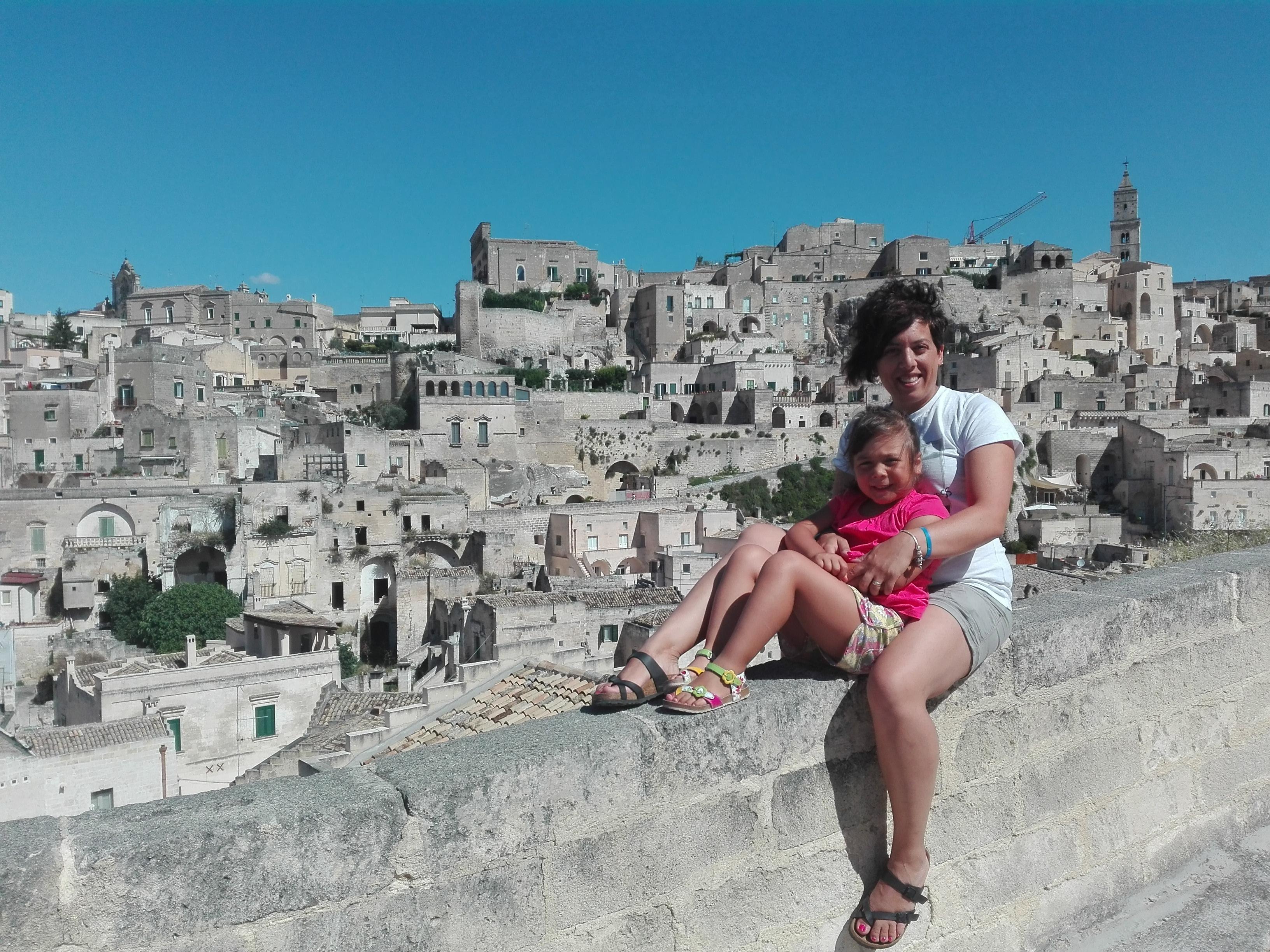 Sassi di Matera - un paesaggio unico