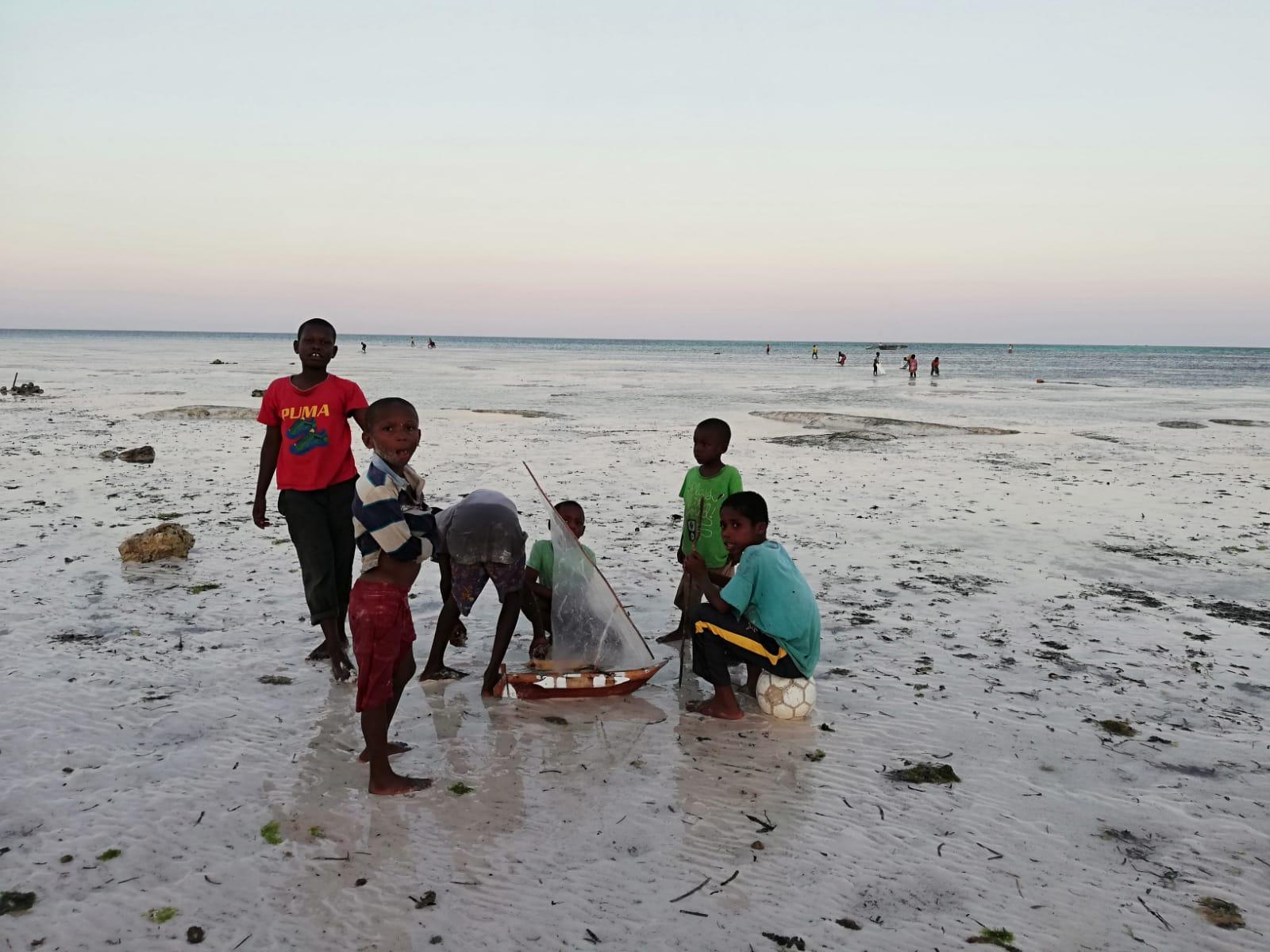 Bassa Marea a Jambiani