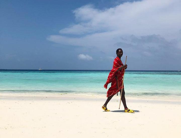 Storia di un Masai a Zanzibar