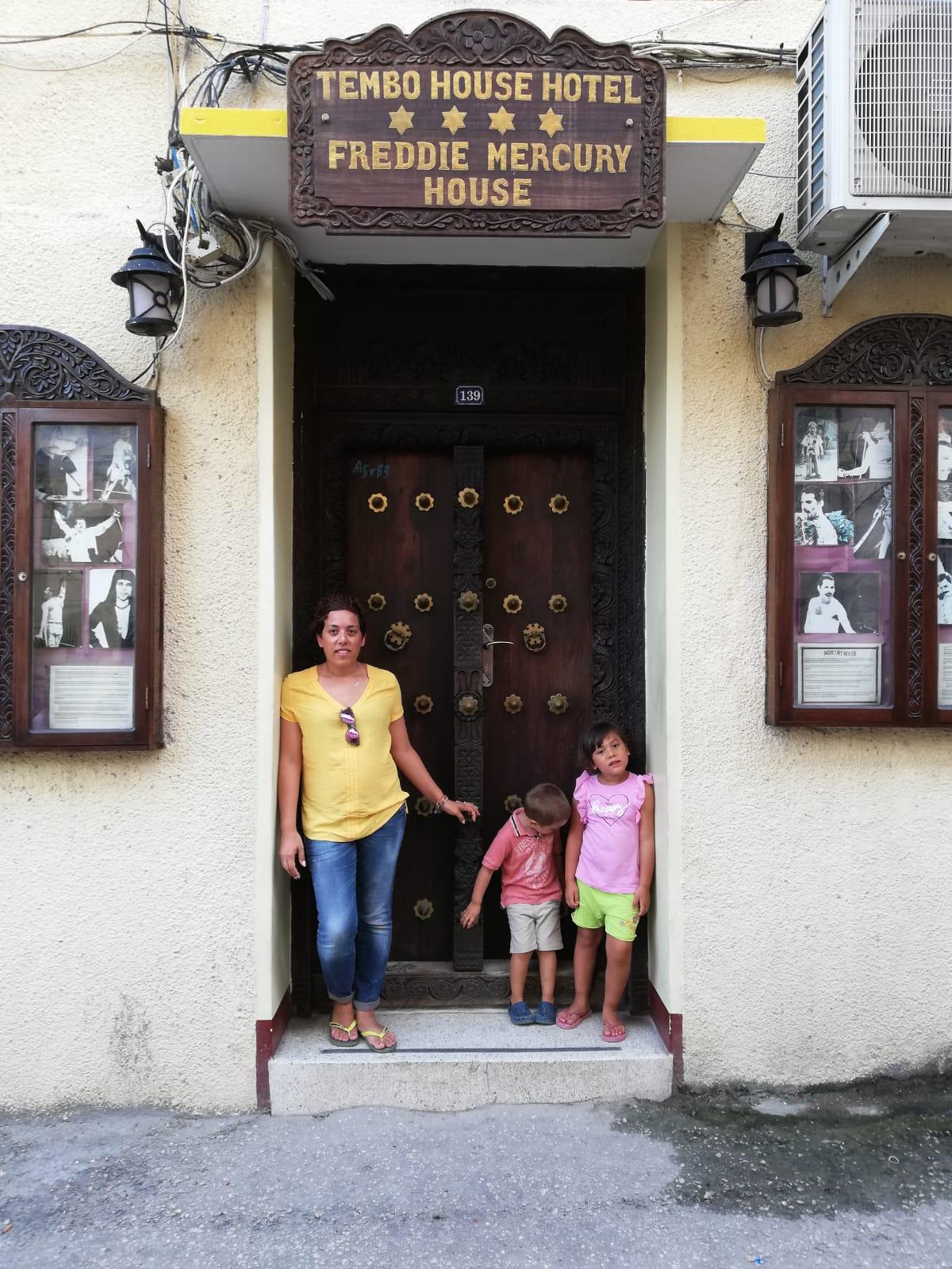10 cose da fare a Zanzibar - Tour di Stone Town, casa di Freddie Mercury