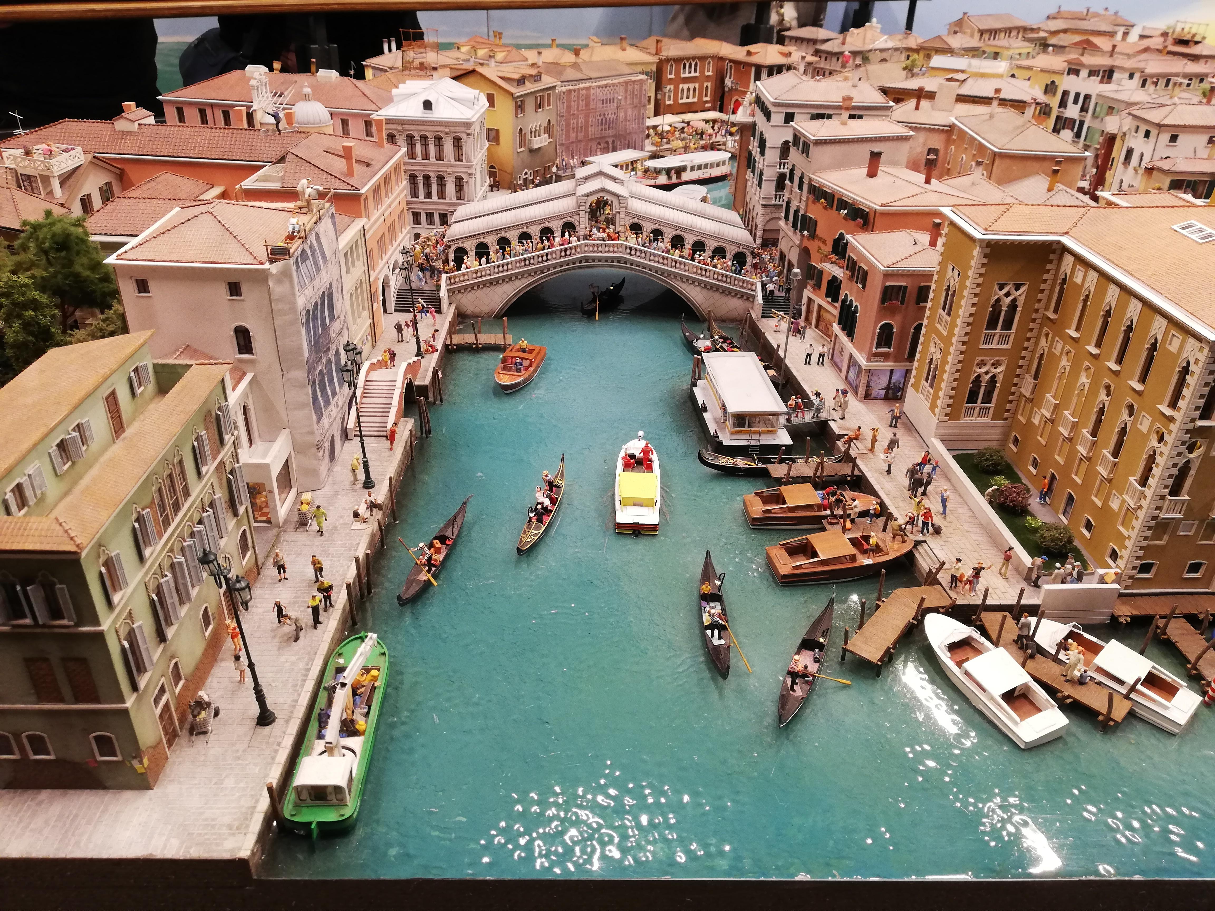 Venezia - Miniatur Wunderland