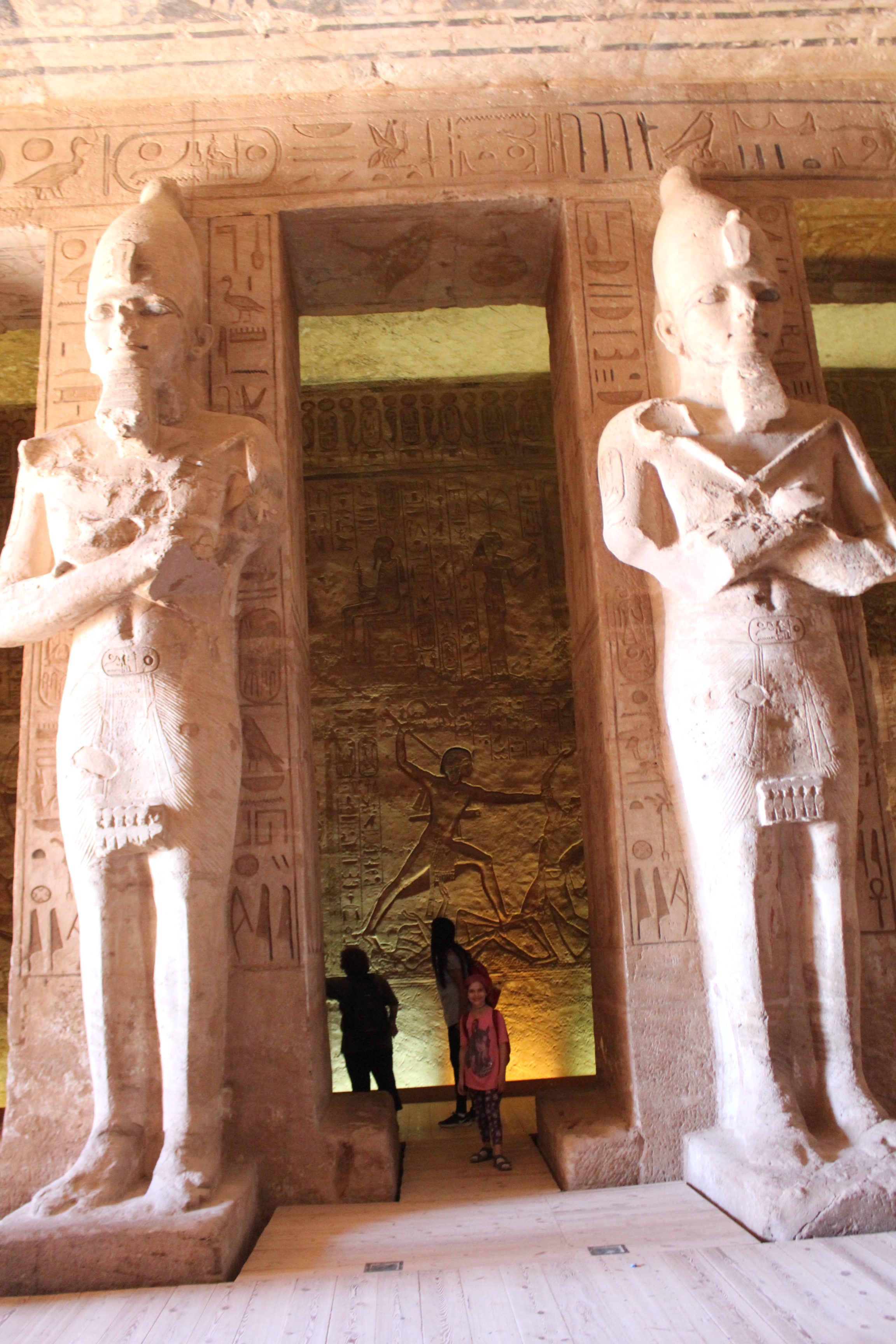 Abu Simbel - Crociera sul Nilo con bambini