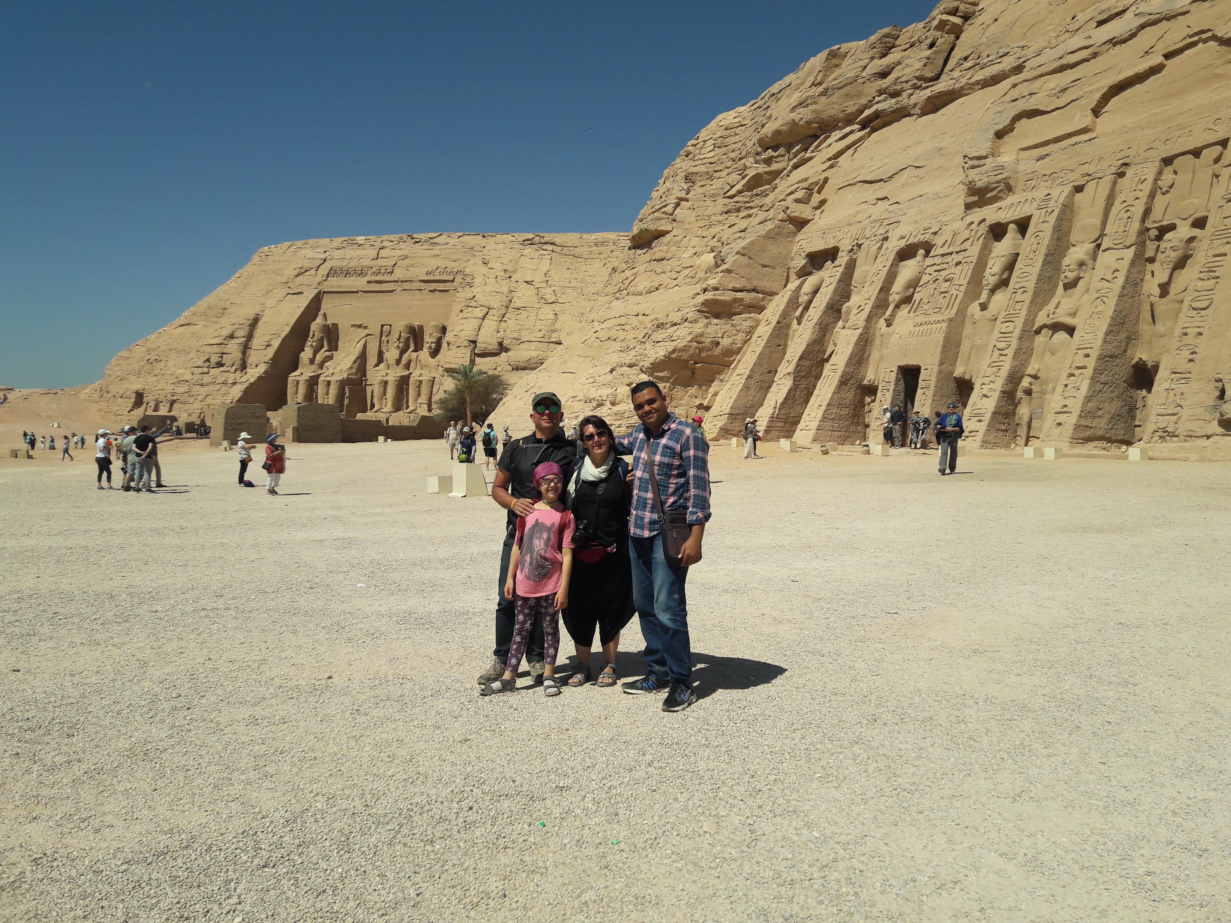 Abu Simbel - Crociera sul Nilo