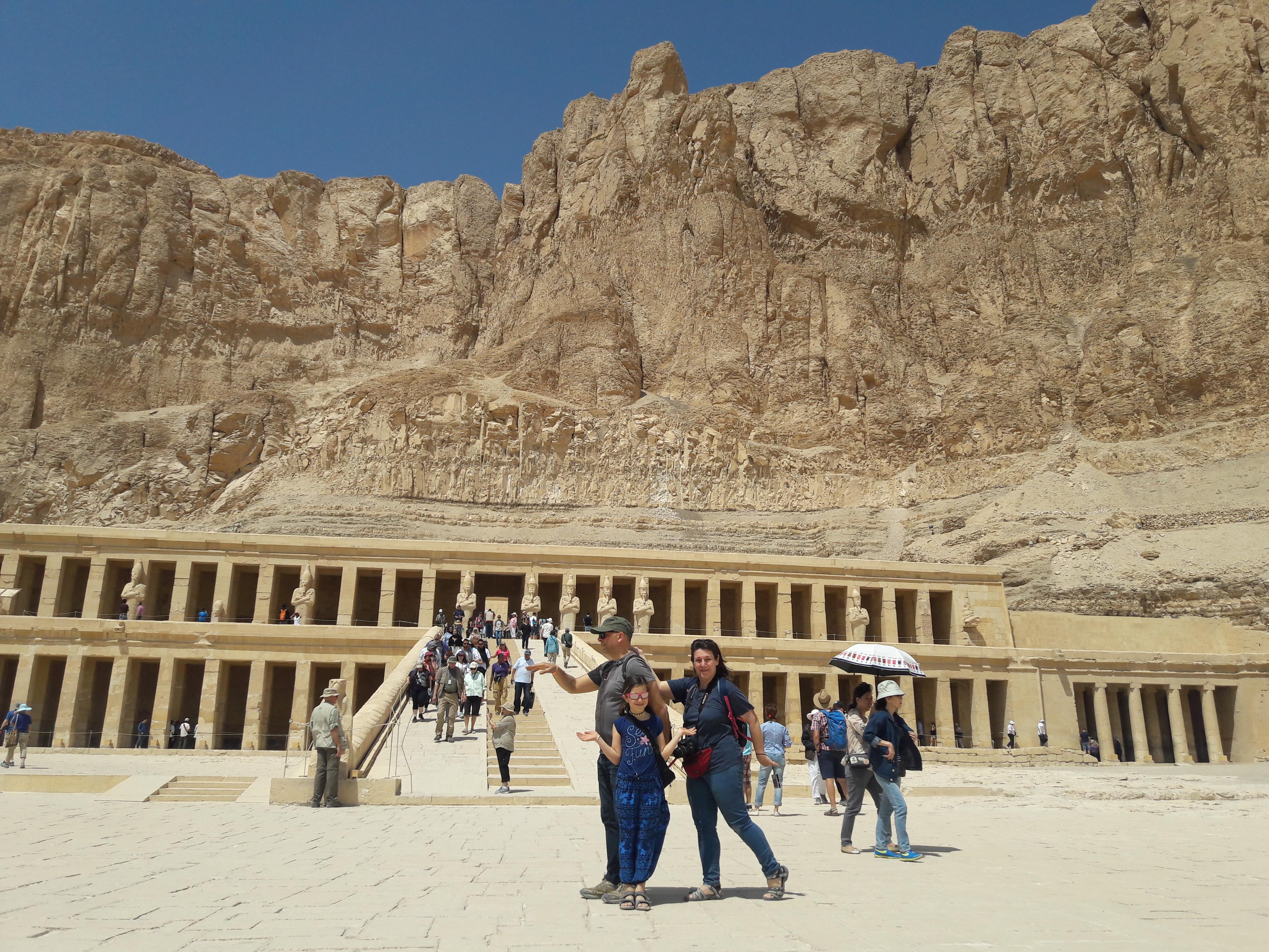 Crociera in Egitto con bambini