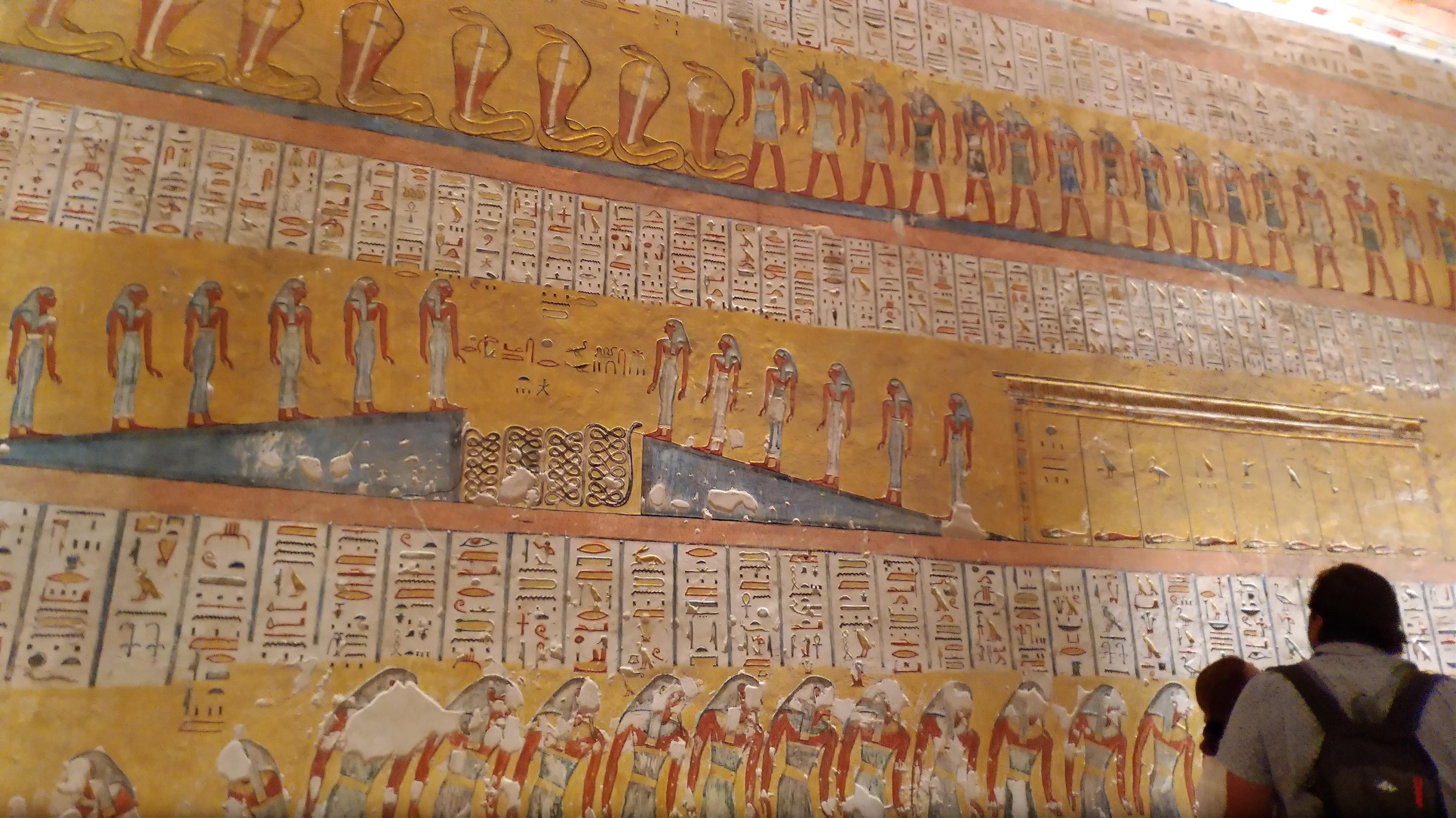 Valle dei Re - Crociera sul Nilo